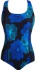 Waterpro Moderate Fitness Suit Print Female
