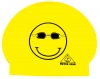 Water Gear Happy Face Latex Swim Cap