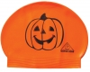 Water Gear Pumpkin Latex Swim Cap