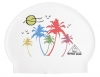 Water Gear Palms Latex Swim Cap