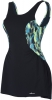 Dolfin Aquashape Colorblock Swimdress Female