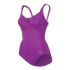 Dolfin Aquashape Drape Front One Piece Female
