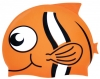 Water Gear Clownfish Critter Silicone Swim Cap