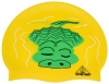 Water Gear Alligator Silicone Swim Cap