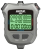 Ultrak EL Light 300 Memory 3 Line Display Stopwatch