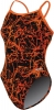 Dolfin Poly Fusion Galaxy Print String Back Female
