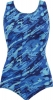 Dolfin Ocean Conservative Solid Lap Suit Print Female