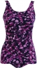 Dolfin Ocean Conservative Scoop Back Print Female