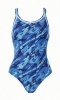 Dolfin Aquashape Print DBX Back Female