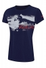Speedo Americana Phelps Photo Tee Female