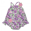 i play Lavender Calypso Ultimate Swim Diaper Ruffle Tanksuit Girls
