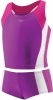 Speedo Infinity Splice 2pc Boyshort Girls