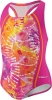 Speedo Rainforest Tie Dye Sport Splice One Piece Suit Girls 4-6X