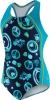 Speedo Peace Tie Dye 1pc Sport Splice Girls
