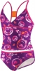 Speedo Peace Tie Dye 2pc Butterfly Back Tankini Girls