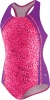 Speedo Leopard Love 1pc Sport Splice Girls