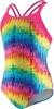 Speedo Rainbow Mist 1pc Crossback Girls