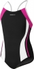 Speedo Lightening Splice One Piece Suit Girls