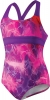 Speedo Jungle Rhythm X-Back Empire One Piece Suit Girls