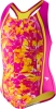 Speedo Tie Dye Blaze Sport Splice 4-6X Girls