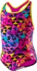Speedo Spectrum Split Keyhole 4-6X Girls