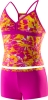 Speedo Tie Dye Blaze Boyshort 2PC Girls