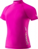 Speedo Girls Short Sleeve Rashguard