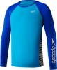 Speedo Raglan Long Sleeve Rashguard Girls