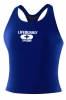 Speedo Lifeguard Solid Tankini Top Female