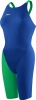 LZR Racer Elite 2 Comfort Strap Kneeskin Female Blue/Green