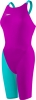 LZR Racer Elite 2 Comfort Strap Kneeskin Female Purple/Teal