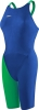 LZR Racer Elite 2 Closed Back Kneeskin Female Blue/Green
