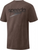 Speedo Back Logo Tee Male