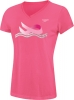 Speedo Breaststroke 4 Hope Ribbon Tee Female