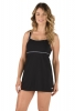 Speedo Piped Sheath Dress Female