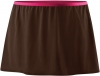 Speedo Two-Color Swim Skirt w/Core Compression Bottom Female