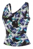 Speedo Watercolor Floral Comfort Strap 1pc Female