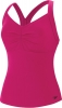 Speedo Keyhole Back Tankini Swim Top Female