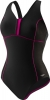 Speedo Racerback One Piece with Mesh Female