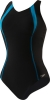 Speedo Comfort Strap One Piece with Mesh Female