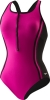 Speedo Front Zip One Piece Suit Female