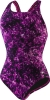 Speedo Print Contourback One Piece Suit Female