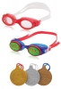 Speedo Little Champions Swim Goggles Combo Set