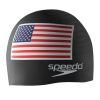 Speedo Flag Silicone Swim Cap