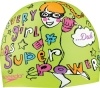 Speedo Girl Super Power Silicone Swim Cap