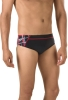 Speedo Laser Sticks PowerFLEX Eco Brief Male