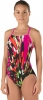 Speedo Rio Floral PowerFLEX Eco Cross Back Female