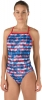 Speedo Champs and Stripes Endurance Lite One Back Female
