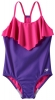 Speedo Girls Ruffle 1PC
