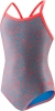 Speedo Flipturns ProLT Blue/Orange Printed Propel Back Female